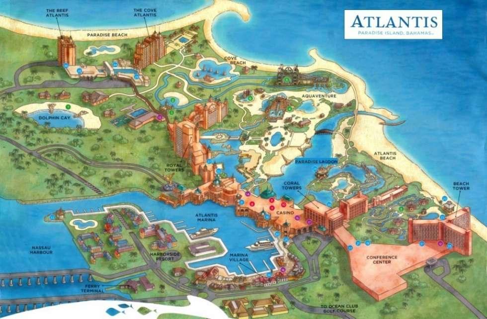 Atlantis Paradise Island Beach Day Pass