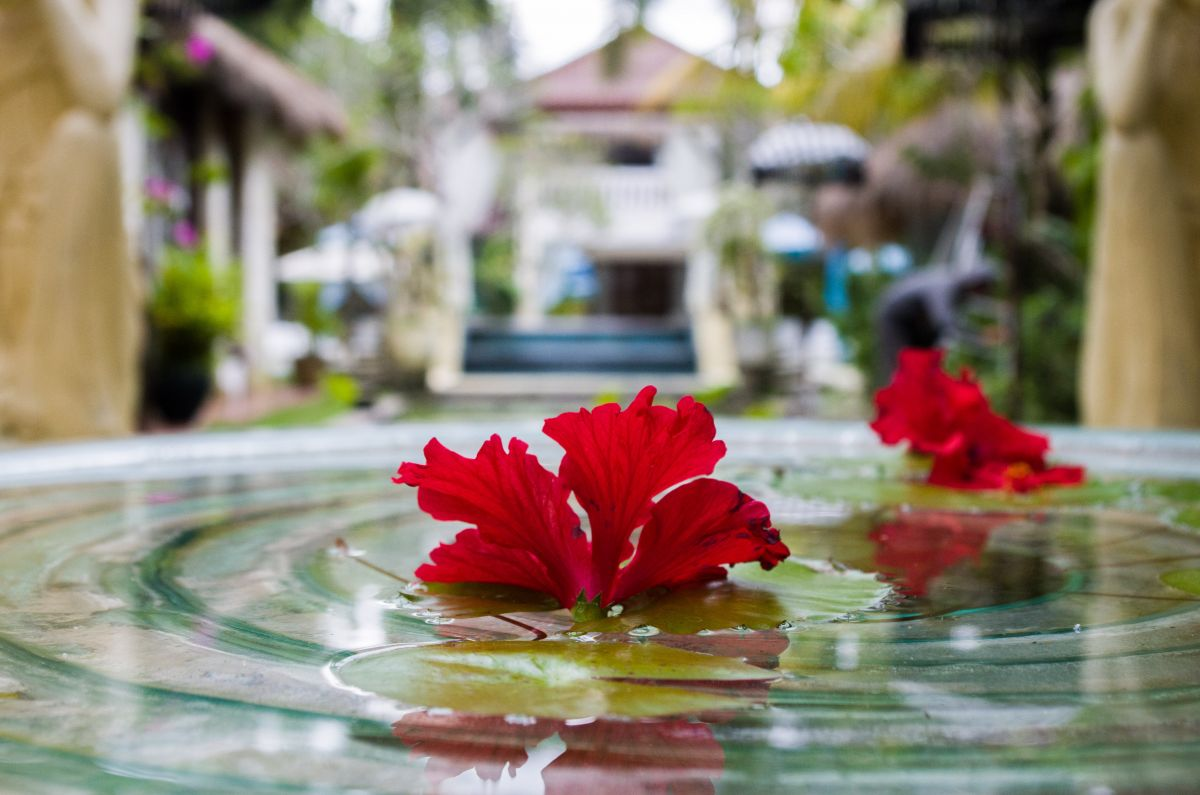 No detail goes overlooked here at The Mansion Bali. Photo by Jordan Bishop.