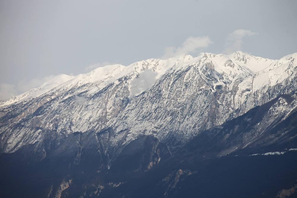 Lake Garda view from hotel