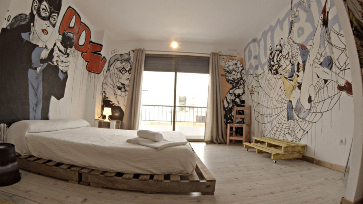 Urban Spaces Ibiza Boutique Hotel