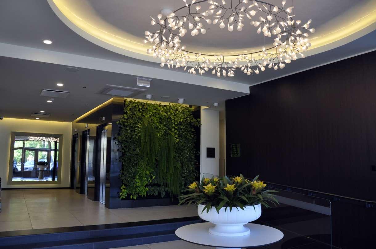 Hotel Palace lobby
