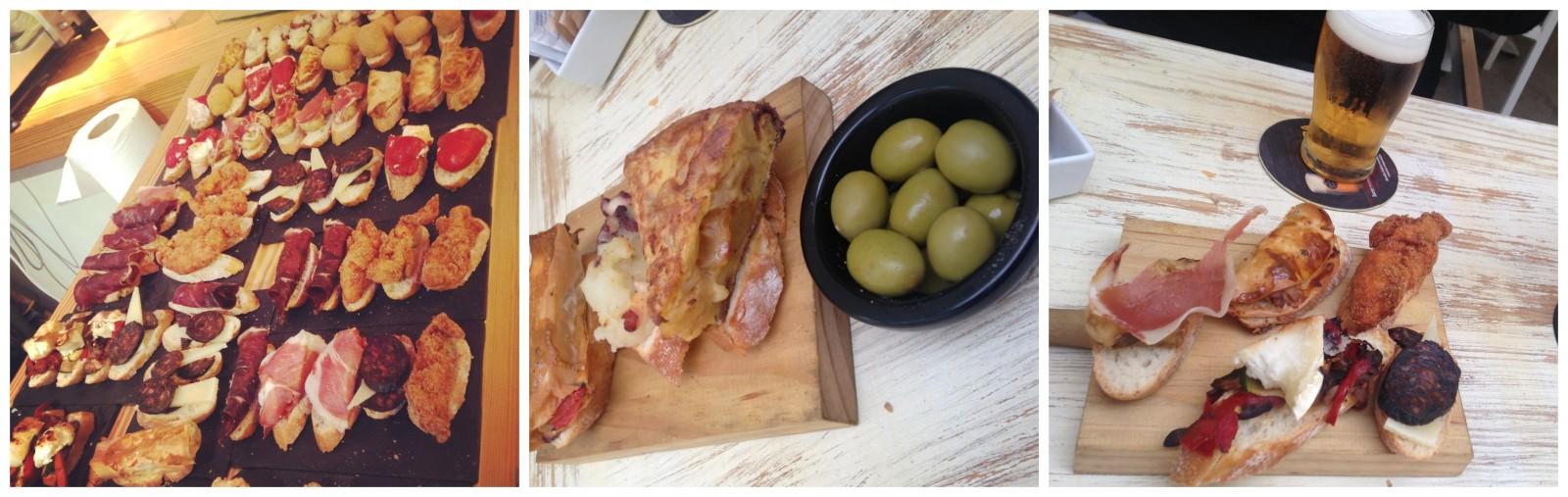 Tapas bar Ibiza Town Sandwiches Beer Restaurant