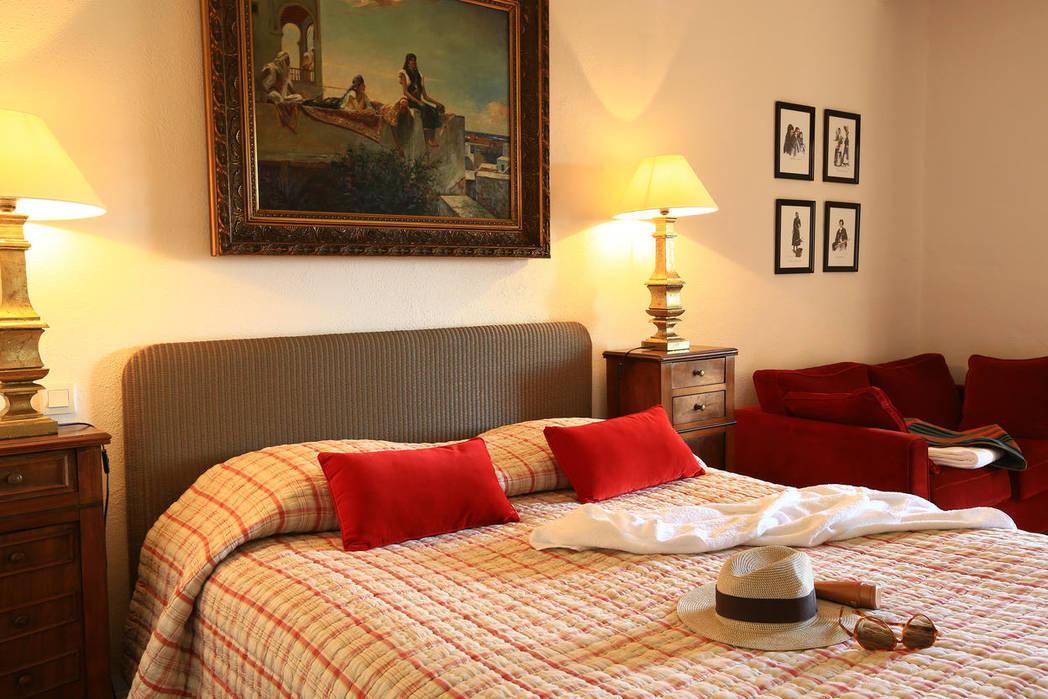 Castel Brando Hotel Room Corsica