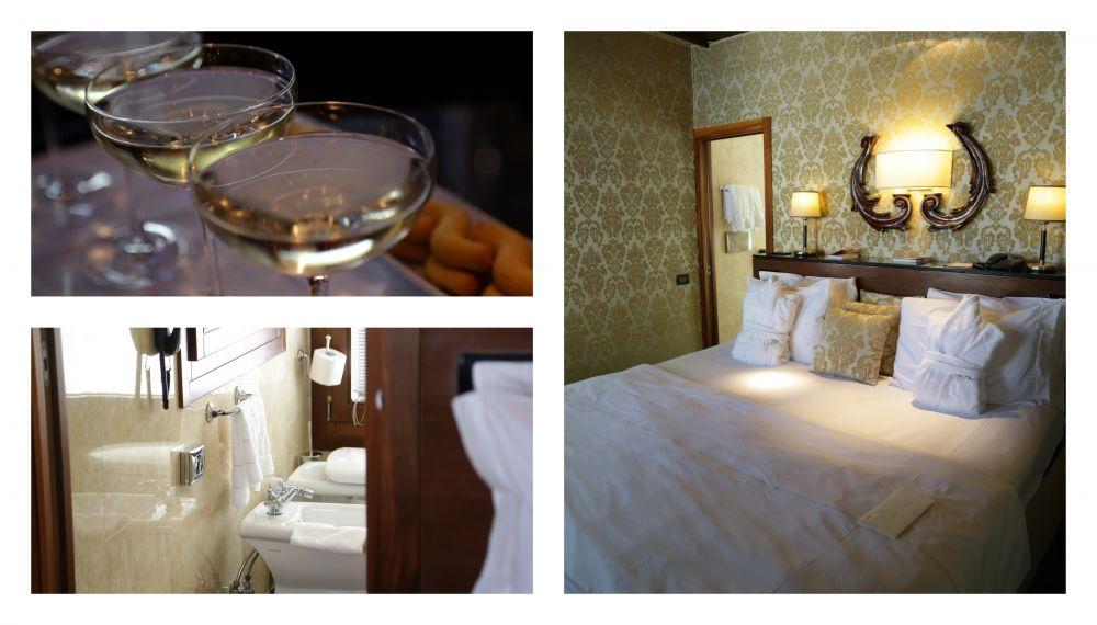venetian styled room hotel