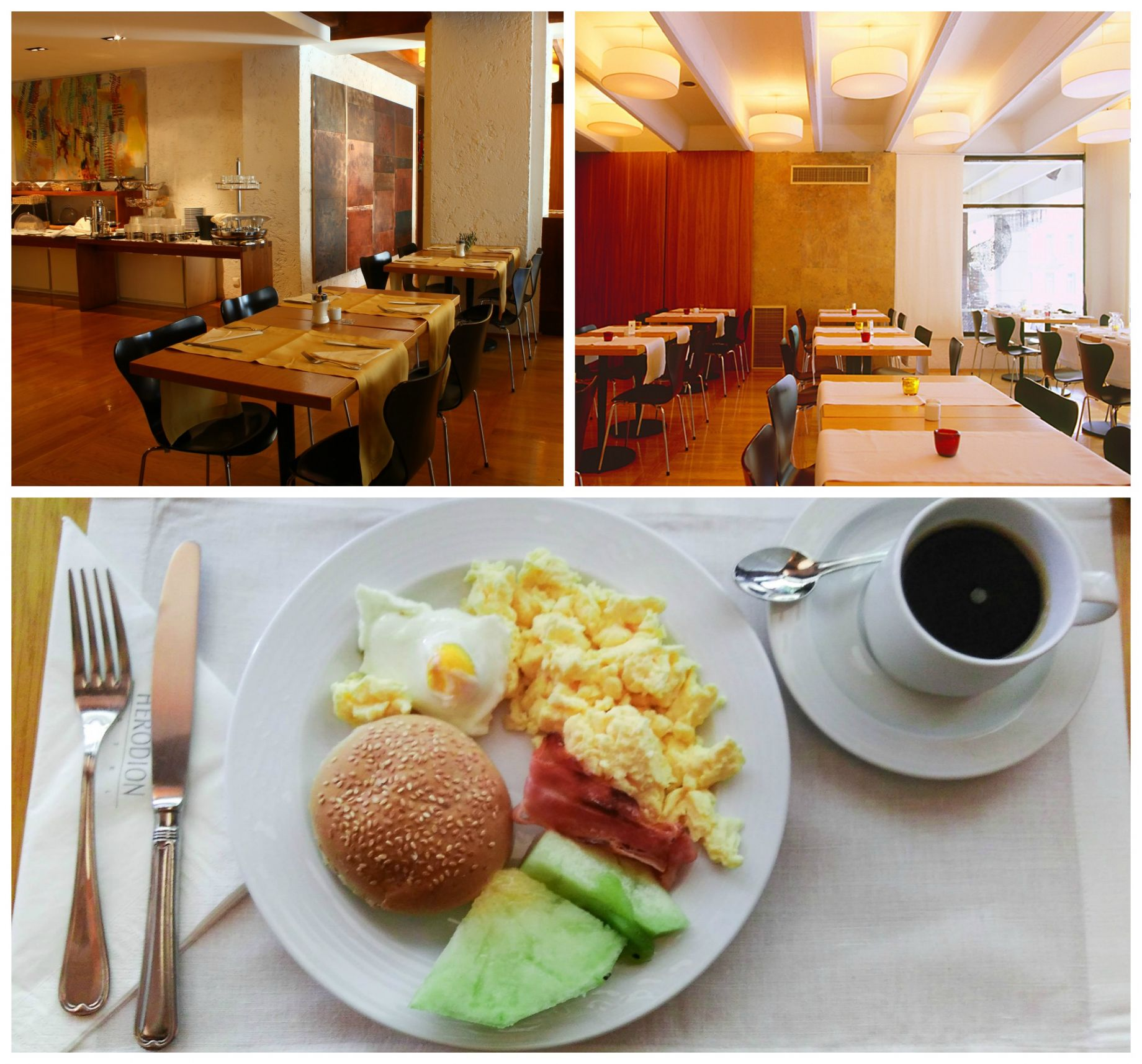 breakfast hotel athens acropolis