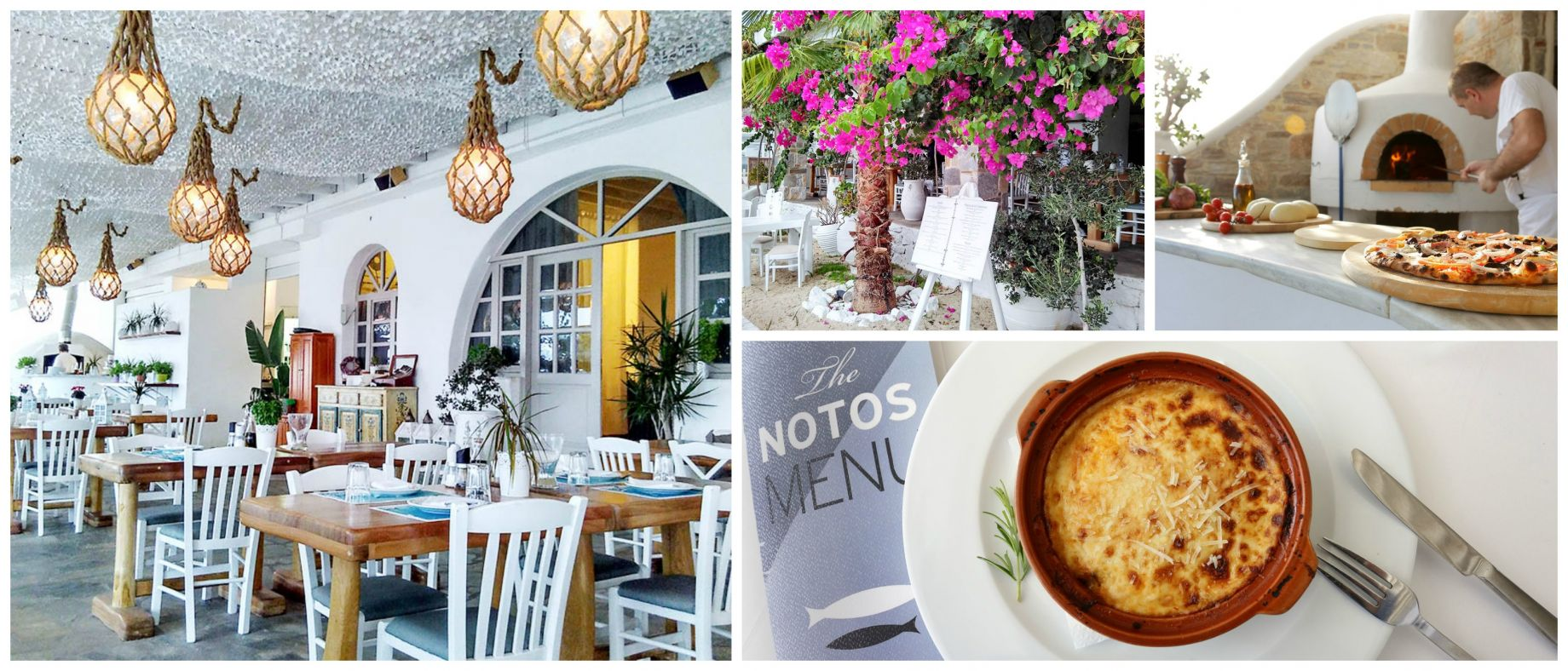 Notos Restaurant Luxury Tripadvisor Mykonos Beach