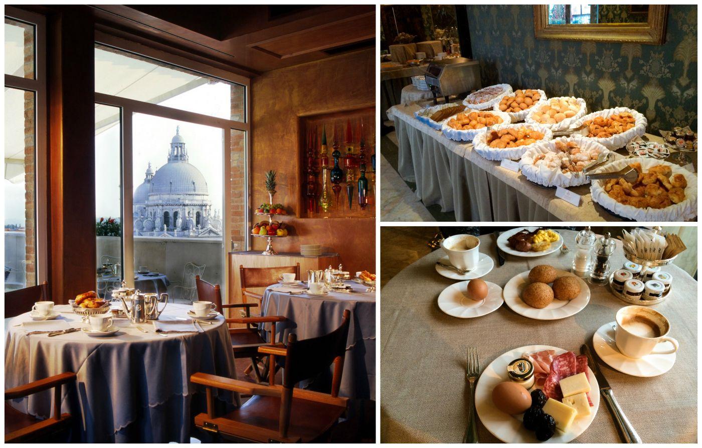 Luxury Hotel Breakfast Il Palazzo Bauer Venice