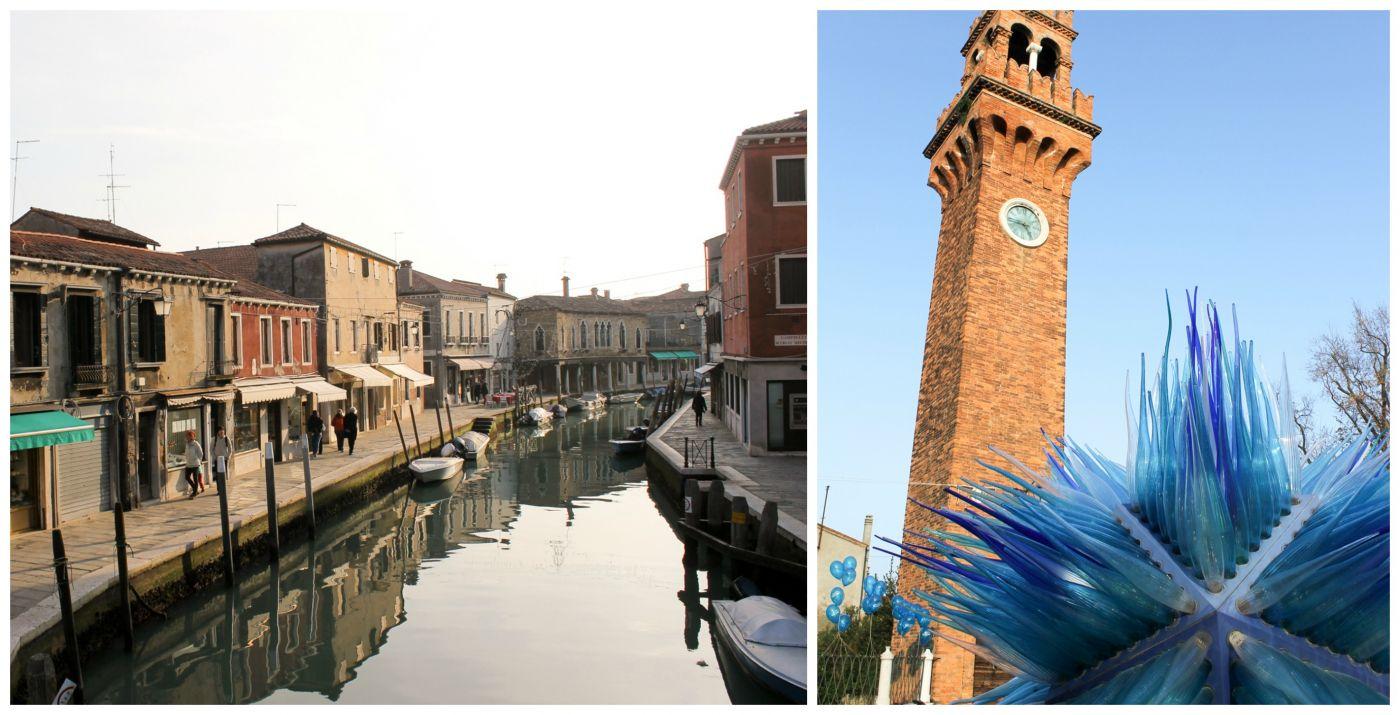 Murano Venice Glass Trip