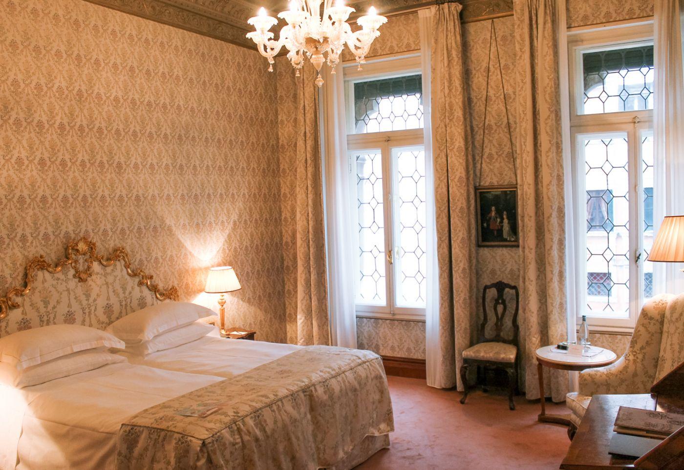 Deluxe Room Il Palazzo Bauer Venice